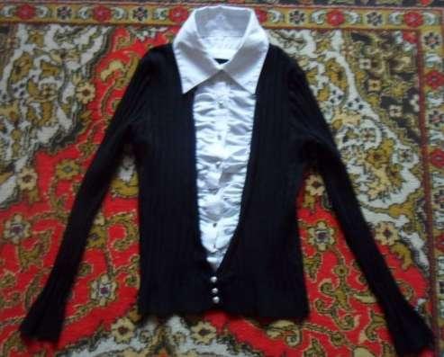 Блузка-кофта женская