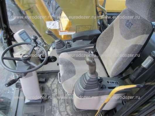Колесный экскаватор CAT M315C, 2006 г., 6200 м/ч, 0,9 м3