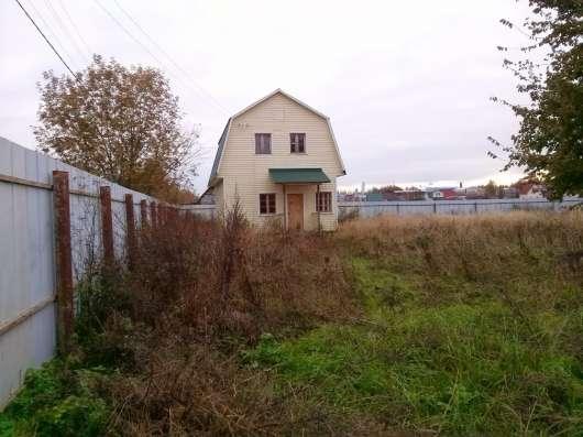 Продается участок с домом. Калужск. обл. ст. Балабаново