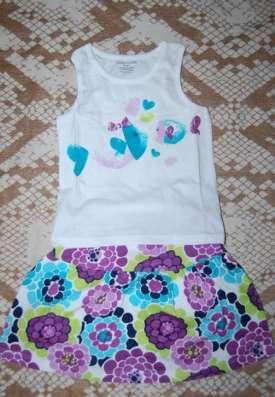 Топ и юбка (новые)