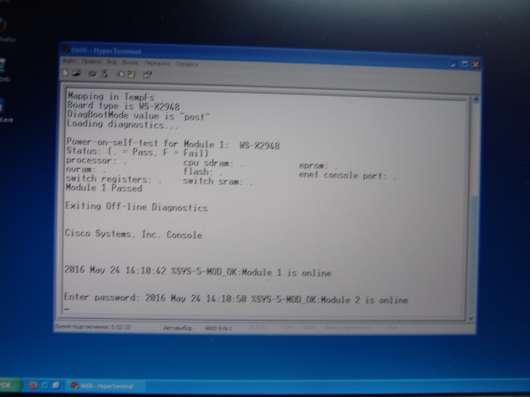 Коммутаторы Cisco Catalyst WS-C2948G в Москве Фото 5