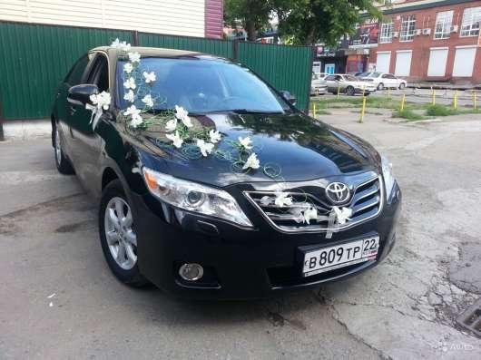 Украшения на свадебный автомобиль Барнаул Фото 4