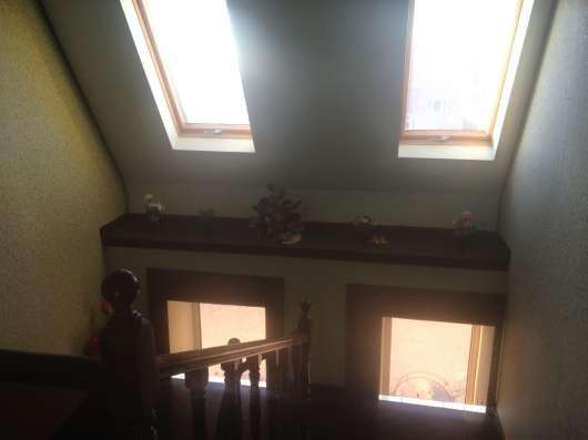 Коттедж 3 этажа из красного кирпича в Набережных Челнах Фото 4