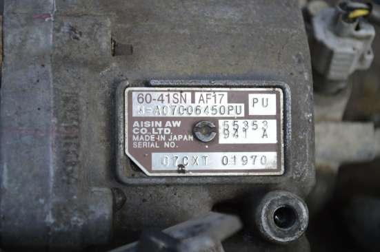 Продам АКПП Opel Astra H 2004-2010