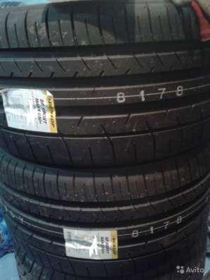 Новые комплекты 225/45 R18 SP Sport Maxx050+ 95Y