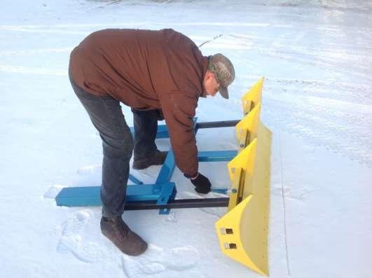 Отвал для уборки снега на твал дляуборки снега на погрузчик