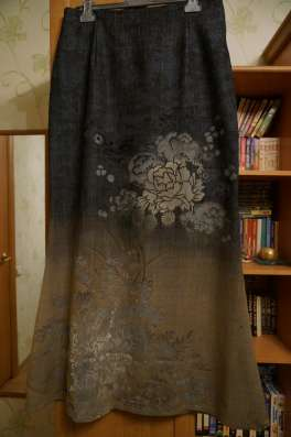 Костюм летний тройка пиджак, юбка, топ. р.48