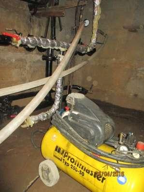 Гидропневматическая промывка опресовка системы отопления