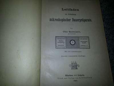 Книга по медицине за 1893