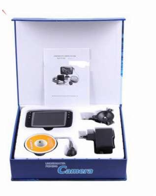 Камеру подводную для рыбалки новую прода  JIENUO