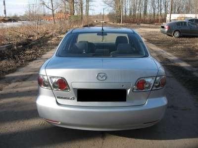 подержанный автомобиль Mazda 6