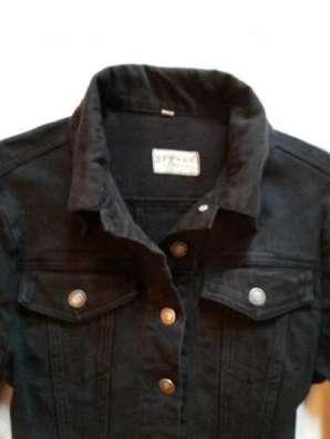 Куртка пиджак джинсовый