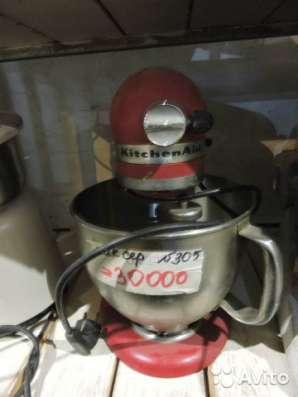 торговое оборудование Миксер Kitchen Aid