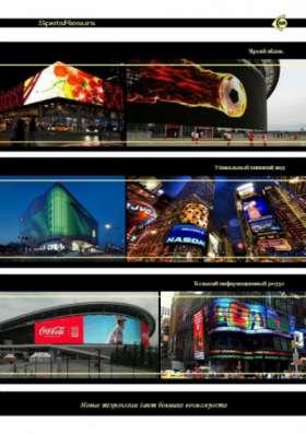LED TV Экраны Дисплеи Панели