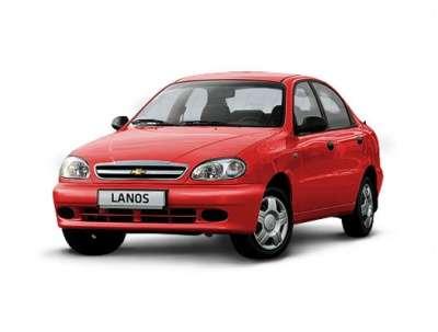 автозапчасти Chevrolet Lanos