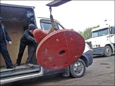 Швартовая тумба ТСО-63 ГОСТ в Чите Фото 1