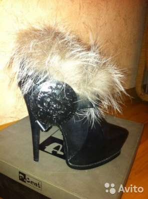 Ботинки зимние Paolo Konte