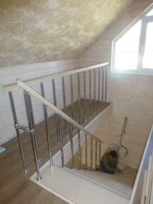 Модульные лестницы в Москве Фото 1