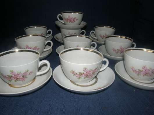 Чайные пары Кузяево 60 года