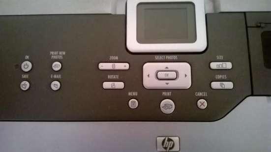 Принтер hp photosmart 7760 + новый картридж №57