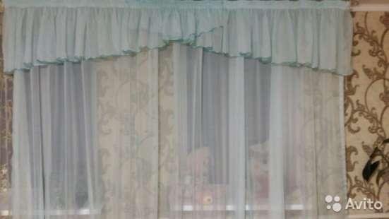 Комплект штор для кухни или детской в Курске Фото 1