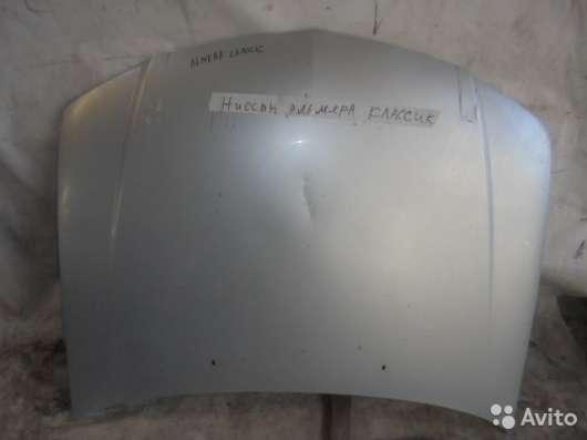 Капот для Nissan Almera Classic G15