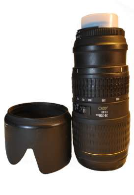 Nikon - Sigma 70-200/2.8 Apo HSM для Nikon F