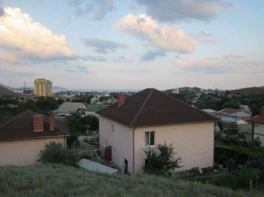 Земельный участок с видом на заповедник и Черное море в г. Феодосия Фото 4