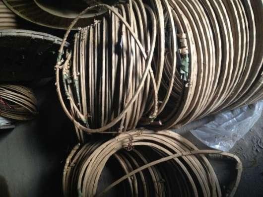 Медный кабель,провода б/у