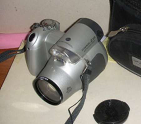 Фотоаппарат Minolta Dimage Z20
