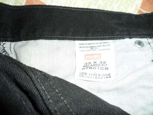 Продаю новые мужские американские джинсы WRANGLER