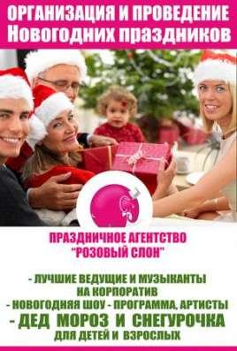 Дед Мороз и Снегурочка в Солнечногорске Зеленограде Клину