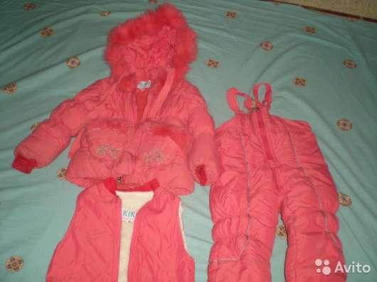 Продается комбенезон тройка детский в Краснодаре Фото 1