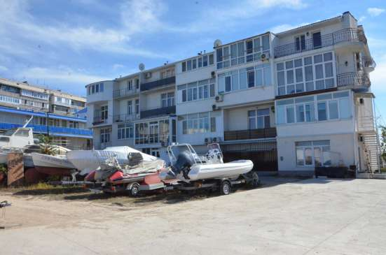 Апартаменты в Казачьей бухте 45 м2