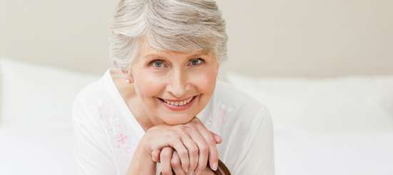 Стрижка пенсионера