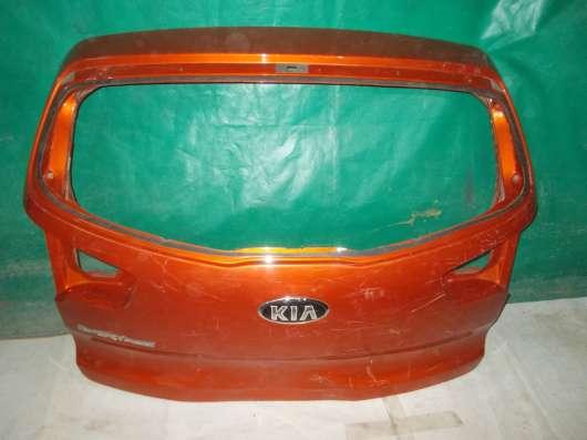 Крышка багажника на Kia Sportage