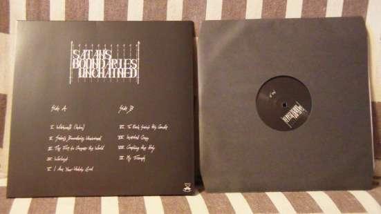 "LP KETZER ""Satan's Boundaries Unchained"" переиздание 2013"