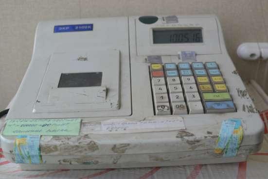 Кассовый аппарат ЭКР 2102К
