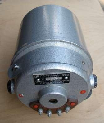 Электродвигатель постоянного тока СЛ-571кМУ2