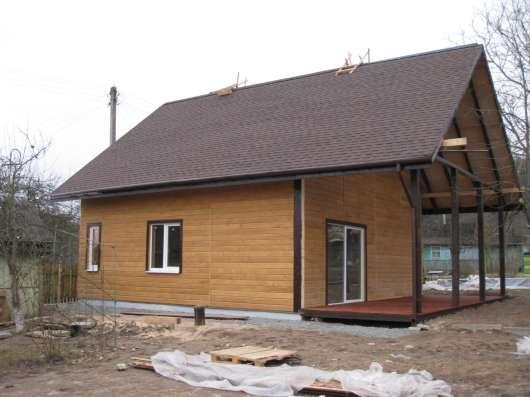 Каркасные дома по шведской технологии в г. Минск Фото 1