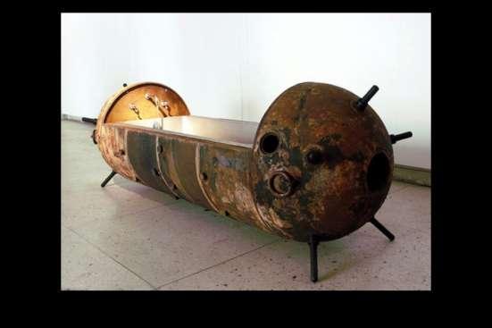 Мебель из металла под заказ