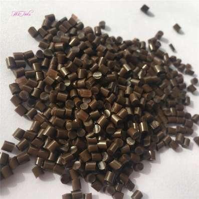 Кератин в гранулах итальянский для наращивания волос 50-100