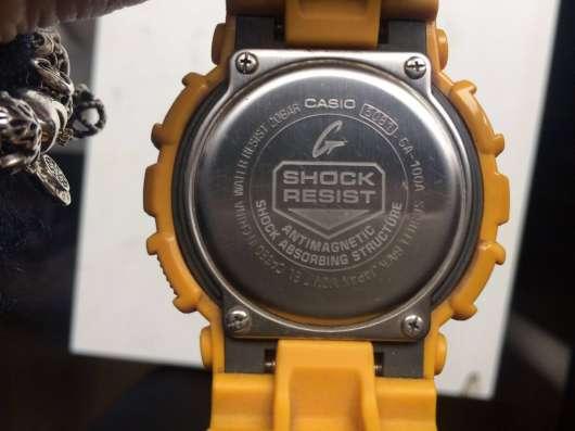 Часы Casio G-Shock Protection Модуль 5081