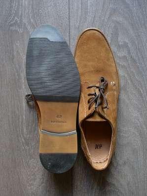 Новые ботинки из натуральной замши в Санкт-Петербурге Фото 2