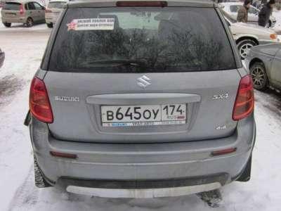 автомобиль Suzuki SX 4, цена 480 000 руб.,в Магнитогорске Фото 4