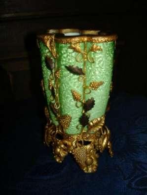 Старин.ваза,двухслой.стекло 19век в Санкт-Петербурге Фото 4