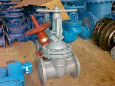 Водопроводные, газовые материалы и обору Задвижка 30ч6бк Ду 100 Ру 30ч6бк Ду 100 Ру