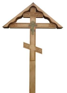 Крест на могилу в Нижнем Новгороде Фото 1
