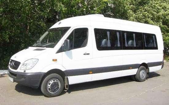 Перевозка пассажиров туристическими автобусами и микроавтоб в г. Минск Фото 2