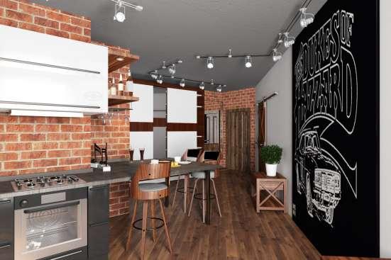 Дизайн интерьера, пробный эскиз бесплатно в Тольятти Фото 2